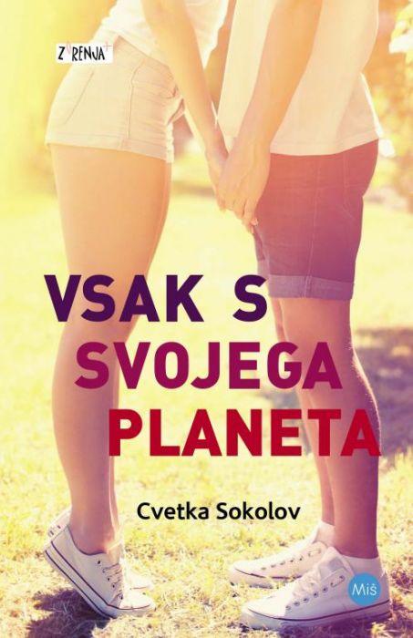 Cvetka Sokolov: Vsak s svojega planeta