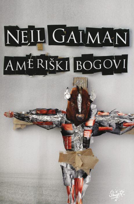 Neil Gaiman: Ameriški bogovi