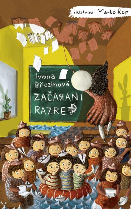 Ivona Březinová: Začarani razred