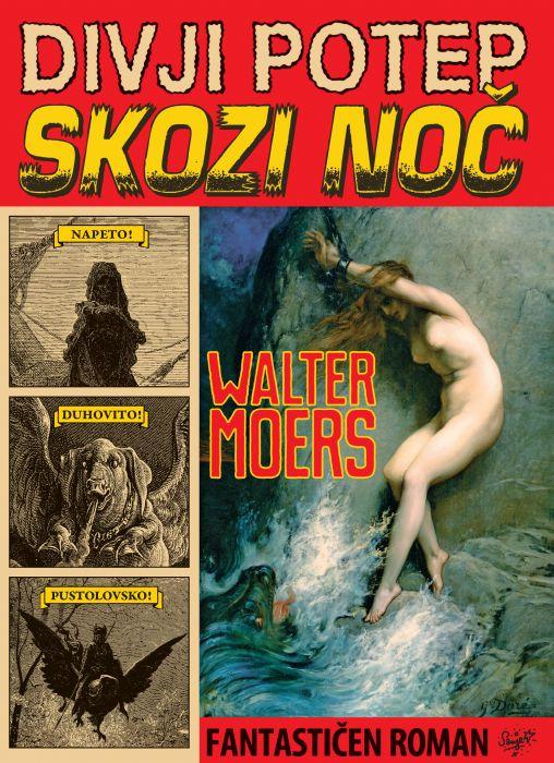 Walter Moers: Divji potep skozi noč