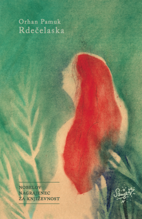 Orhan Pamuk: Rdečelaska