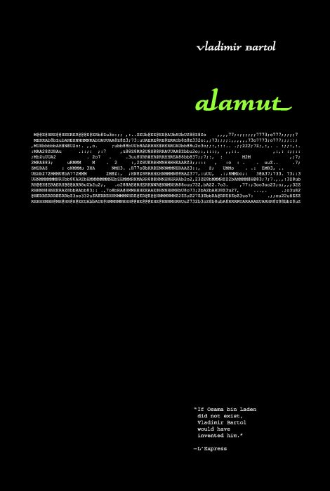 Vladimir Bartol: Alamut (English)