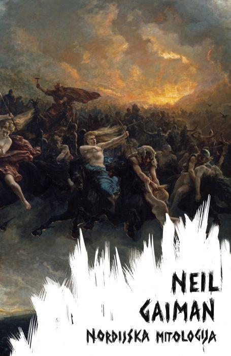 Neil Gaiman: Nordijska mitologija