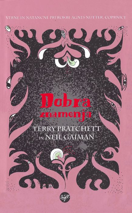 Neil Gaiman, Terry Pratchett: Dobra znamenja