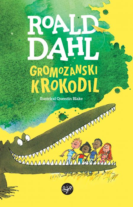 Roald Dahl: Gromozanski krokodil