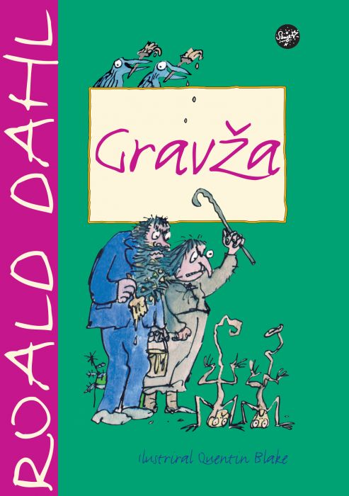 Roald Dahl: Gravža