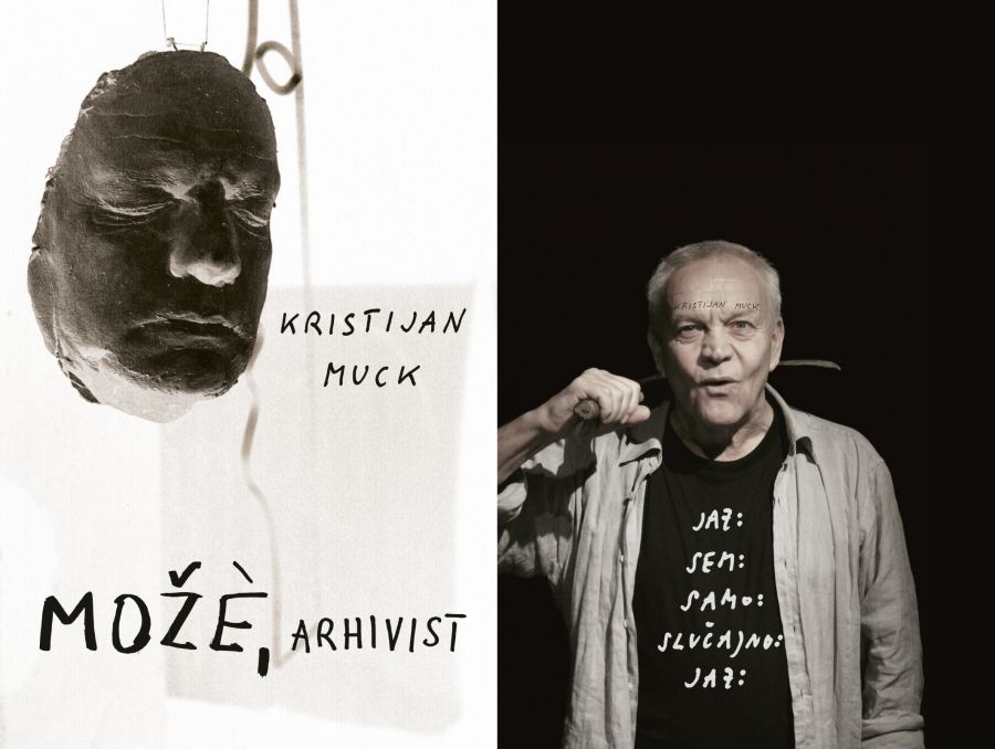 Kristijan Muck: Može, arhivist in Jaz: sem: samo: slučajno: jaz