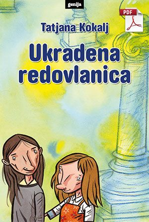 Tatjana Kokalj: Ukradena redovalnica
