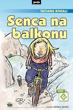 Tatjana Kokalj: Senca na balkonu
