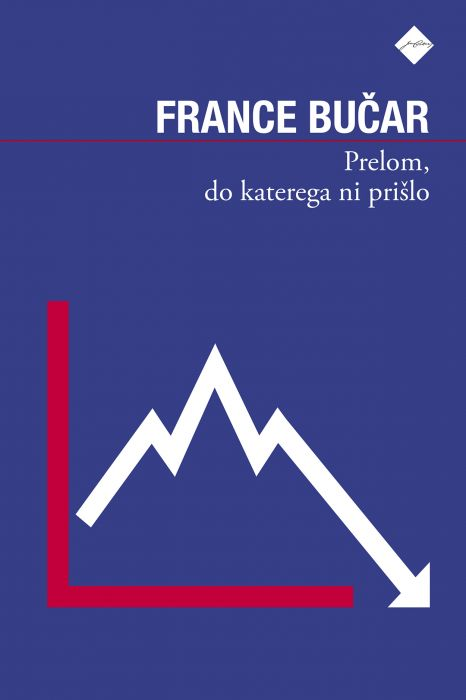 France Bučar: Prelom, do katerega ni prišlo