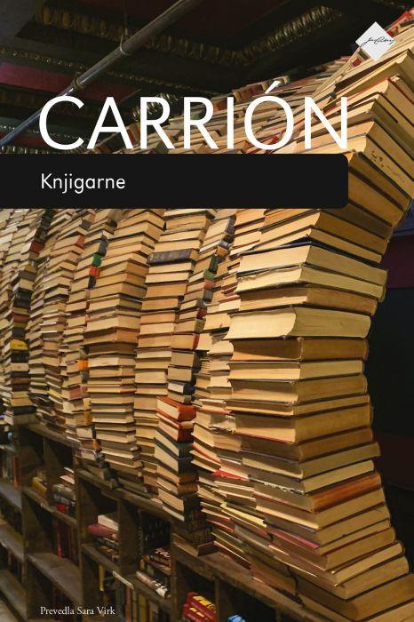 Jorge Carrión: Knjigarne