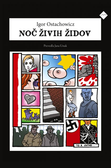 Igor Ostachowicz: Noč živih Židov
