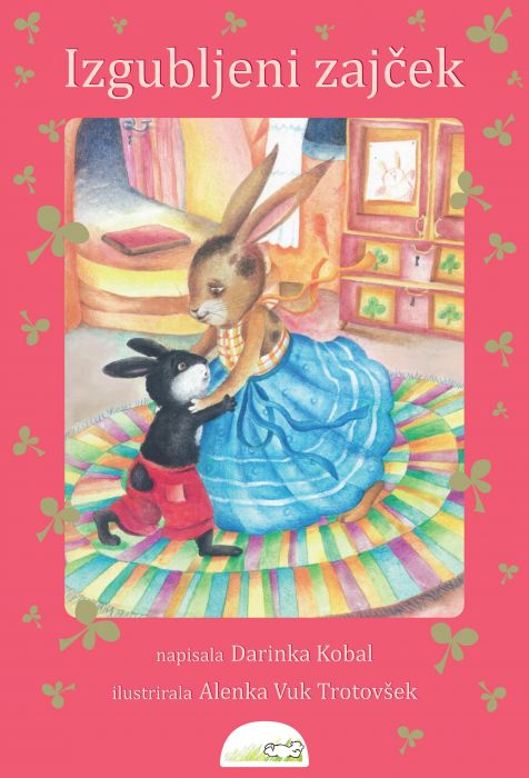 Darinka Kobal: Izgubljeni zajček