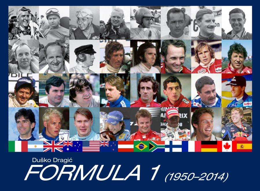 Duško Dragić: Formula 1