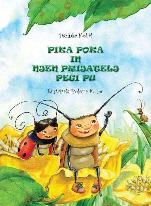 Darinka Kobal: Pika Poka in njen prijatelj Pegi Pu