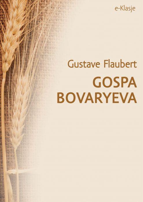 Gustave Flaubert: Gospa Bovaryjeva