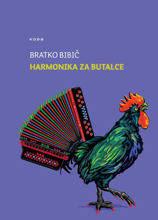 Bratko Bibić: Harmonika za butalce