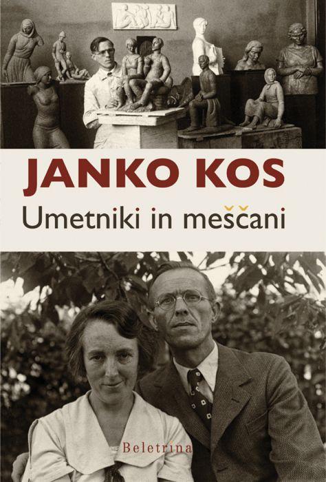 Janko Kos: Umetniki in meščani