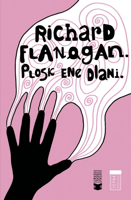 Richard Flanagan: Plosk ene dlani