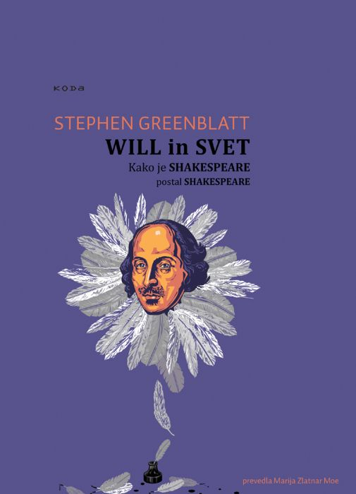 Stephen Greenblatt: Will in svet