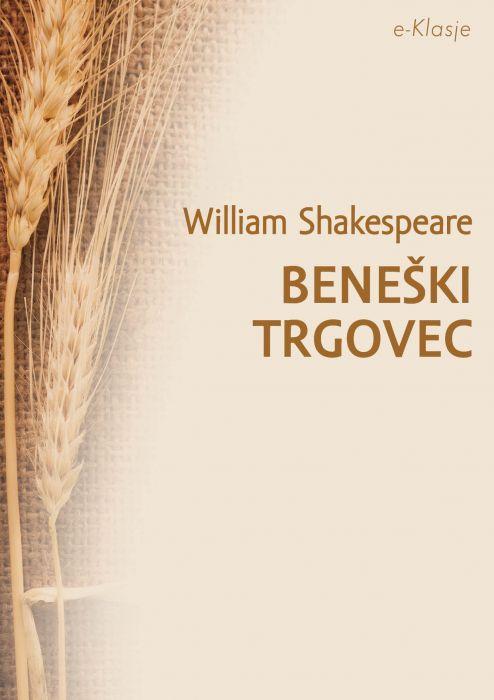 William Shakespeare: Beneški trgovec