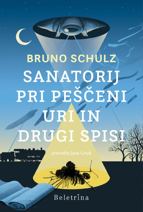 Bruno Schulz: Sanatorij Pri peščeni uri in drugi spisi