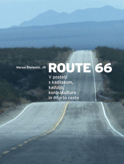 Marcel Štefančič, jr.: Route 66