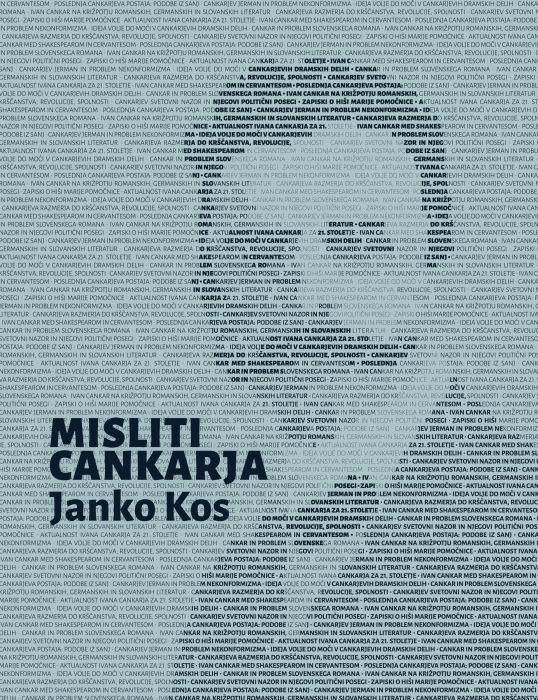 Janko Kos: Misliti Cankarja