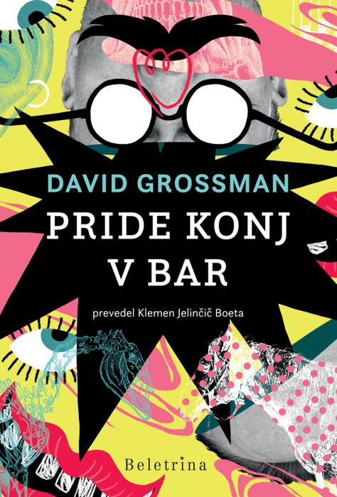David Grossman: Pride konj v bar