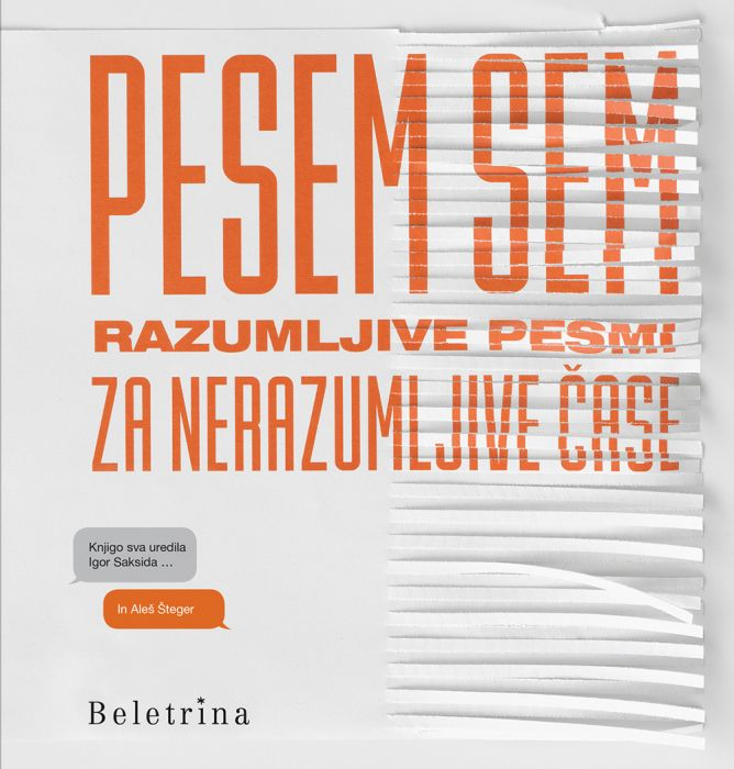 Igor Saksida, Aleš Šteger: Pesem sem