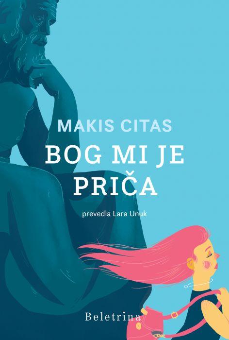Makis Citas: Bog mi je priča