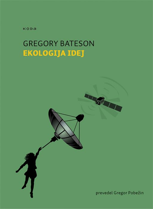 Gregory Bateson: Ekologija idej