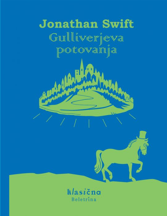 Jonathan Swift: Gulliverjeva potovanja