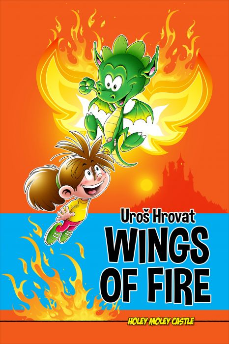 Uroš Hrovat: Wings Of Fire