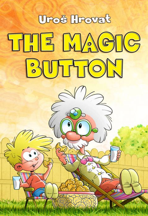 Uroš Hrovat: The Magic Button