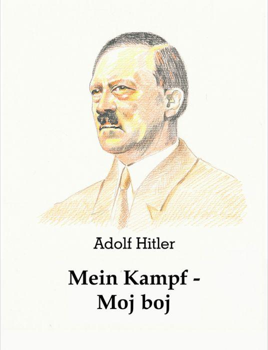 Adolf Hitler: Moj boj