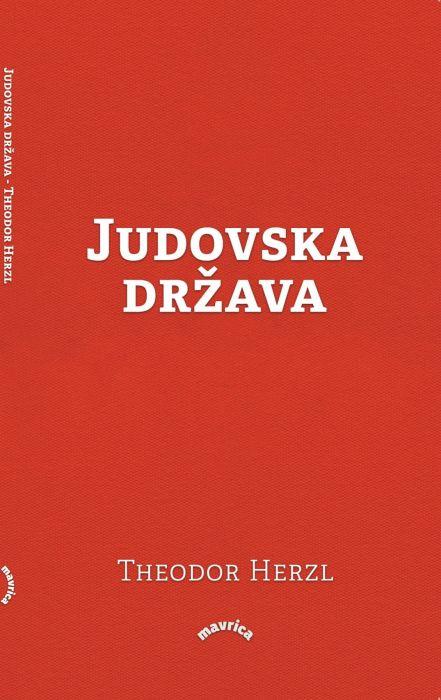 Theodor Herzl: Judovska država