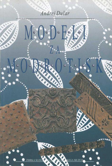 Andrej Dular: Modeli za modrotisk = Blue-printing blocks