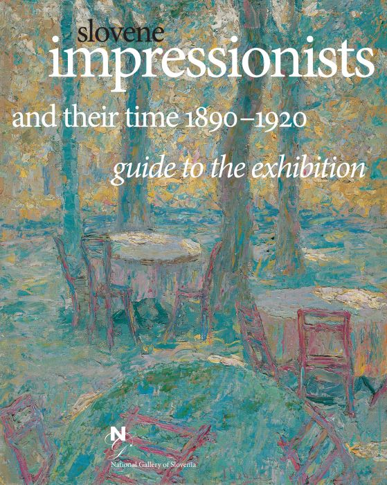 Kristina Preininger, Andrej Smrekar: Slovene Impressionists and Their Time 1890-1920