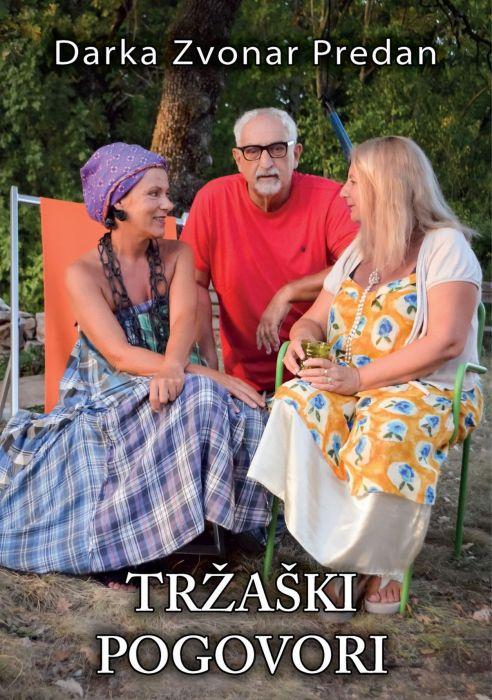 Darka Zvonar Predan: Tržaški pogovori