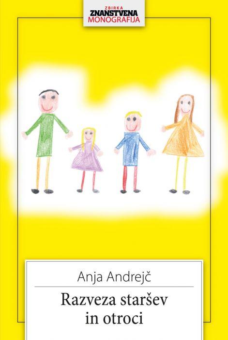 Anja Andrejč: Razveza staršev in otroci
