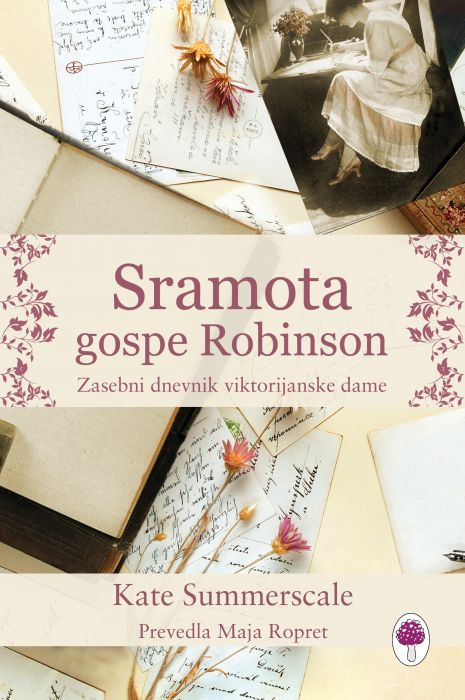 Kate Summerscale: Sramota gospe Robinson