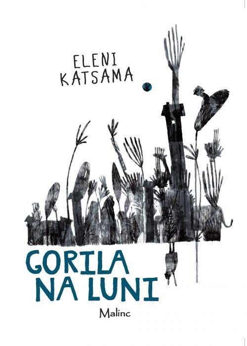 Eléni Katsamá: Gorila na luni