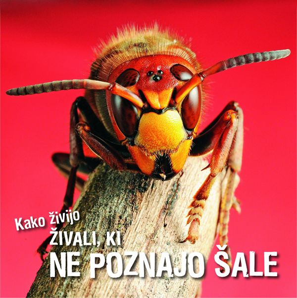 Ivan Esenko: Kako živijo živali, ki ne poznajo šale