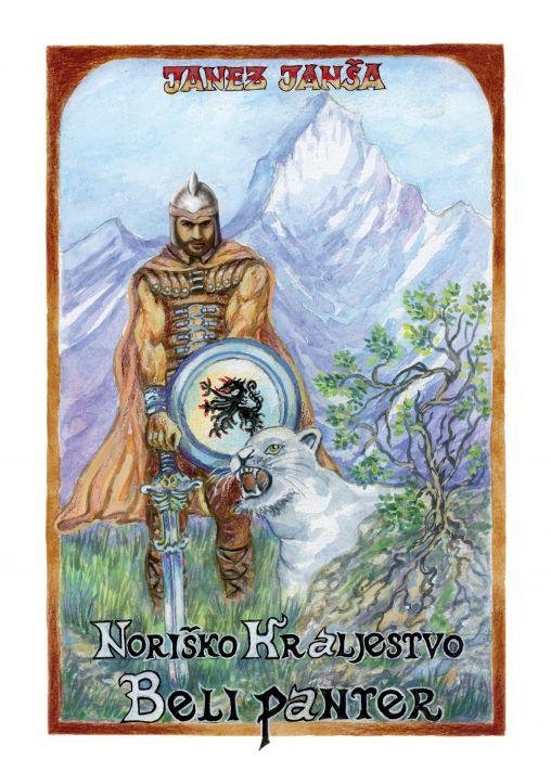Janez Janša: Noriško kraljestvo, Beli panter, 1. del