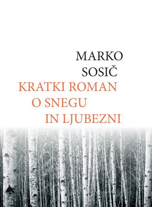 Marko Sosič: Kratki roman o snegu in ljubezni