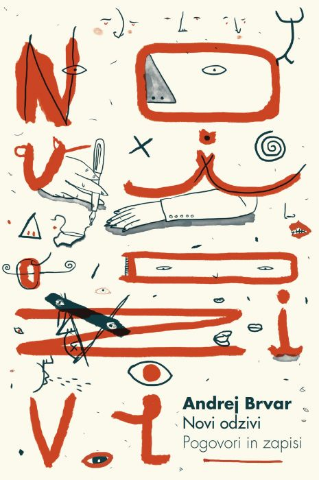 Andrej Brvar: Novi odzivi