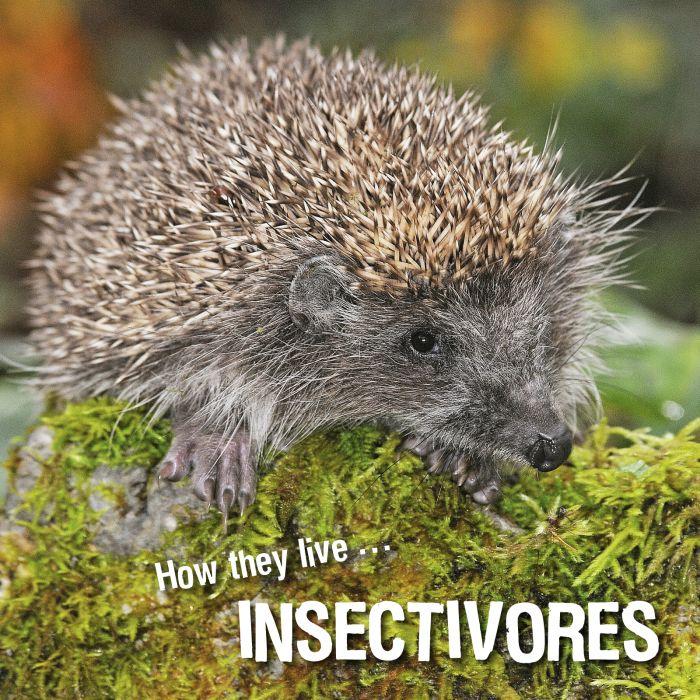Ivan Esenko: Insectivores