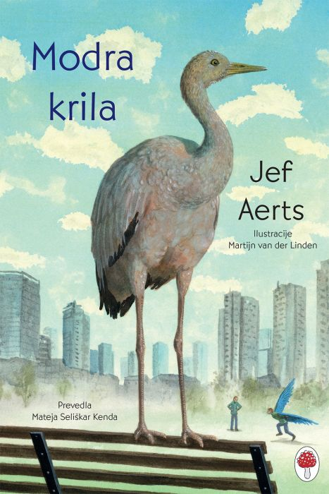 Jef Aerts: Modra krila