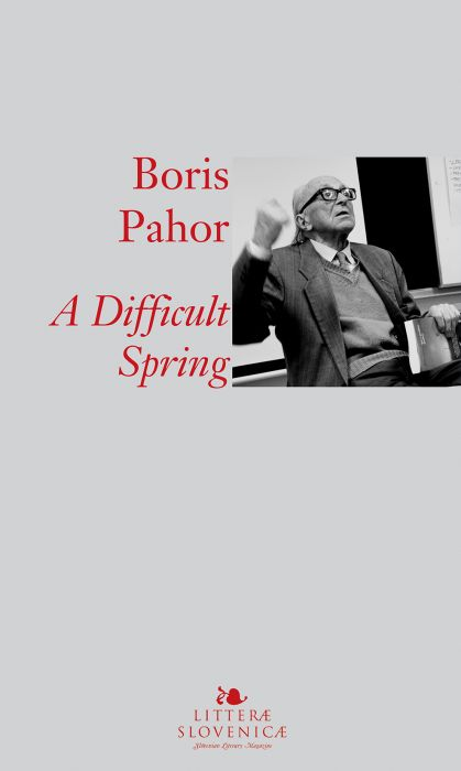 Boris Pahor: A difficult spring